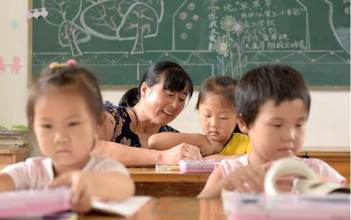 China issues guideline to strengthen ethics, virtue of educators