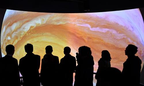 Tibet's first planetarium starts trial operation