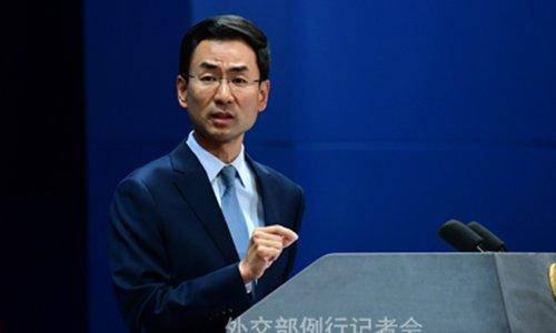 China protests diplomats' expulsion