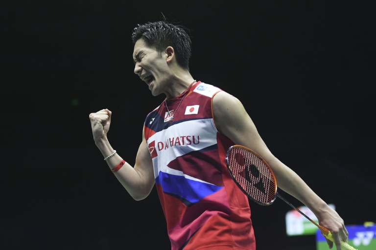 Momota trumps badminton greats with record-smashing year