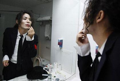 Michael Jackson imitator boycotted by Chinese fans