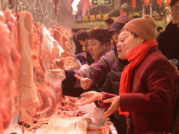Ministry: Hog stock shows signs of recovery