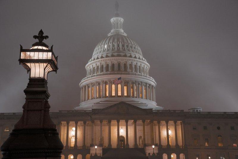 House sets vote on $1.4 trillion federal spending bill