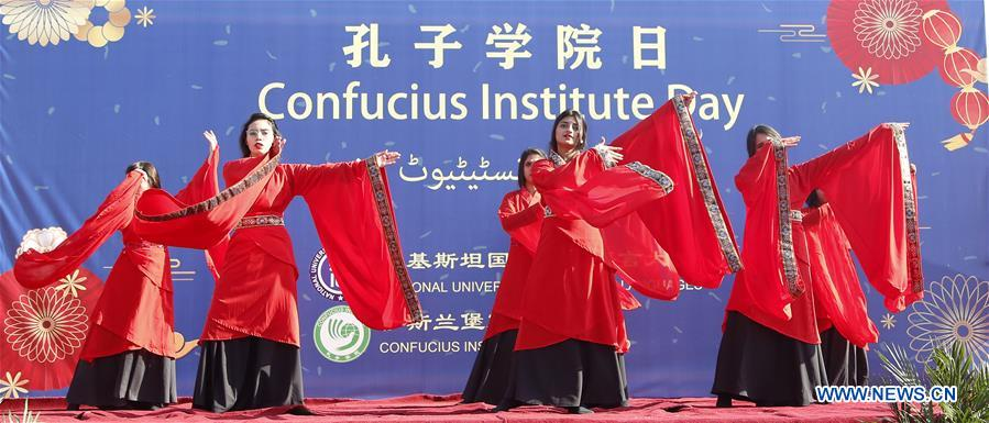 Confucius Institute Day event held at Pakistani university