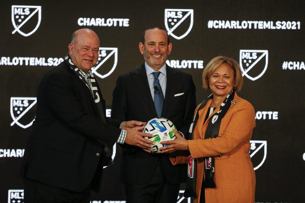 Charlotte lands Major League Soccer expansion team