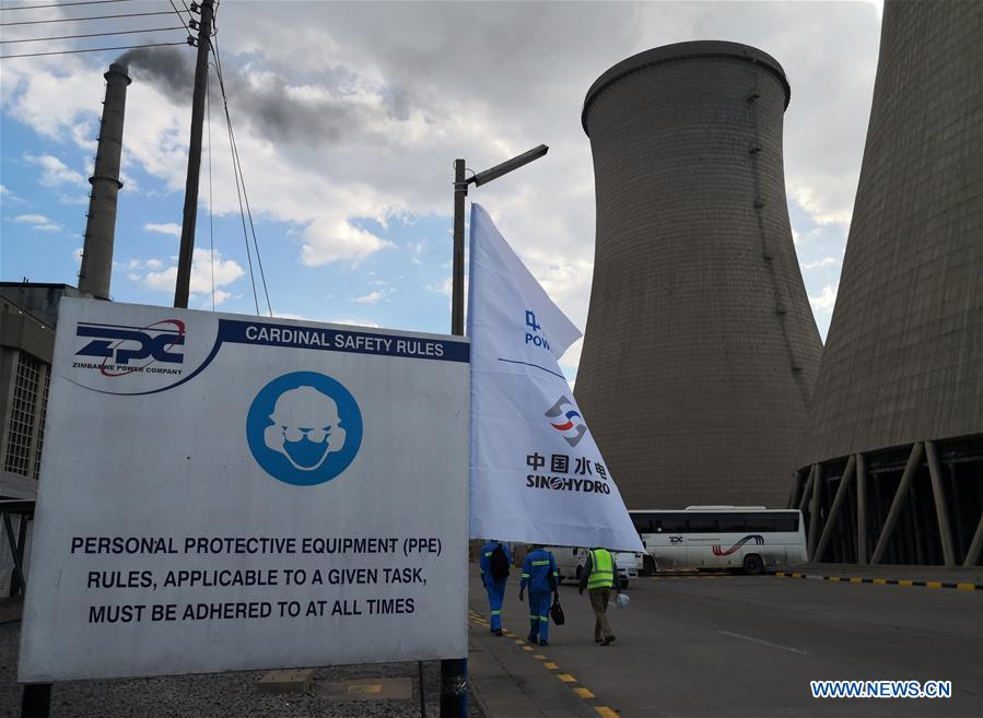 Zimbabwe licenses Zimbabwe-Chinese joint venture to construct 50MW thermal power plant