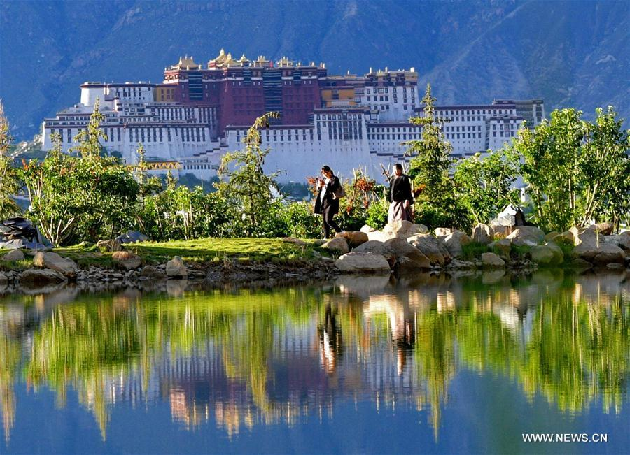 Lhasa issues plan on historic city protection