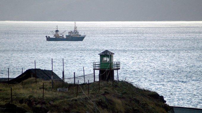 Japan asks Russia to return fishing boats seized off Hokkaido