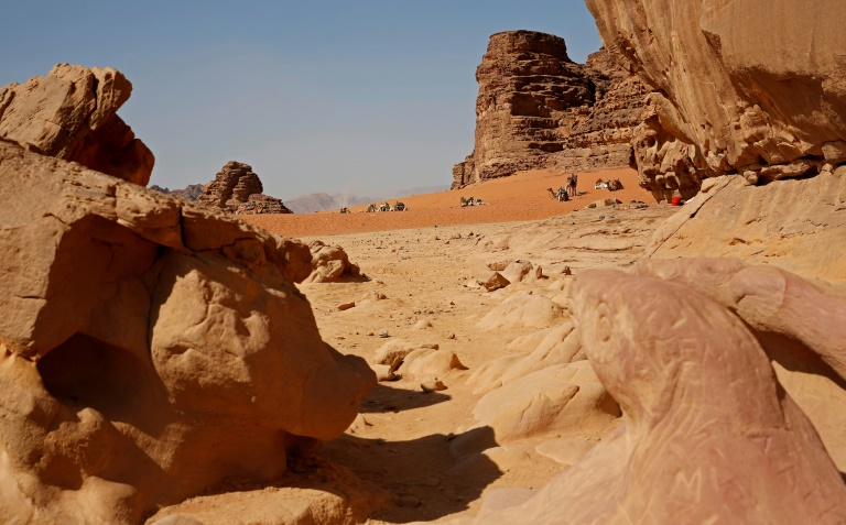 Jordan, a blockbuster location for Hollywood