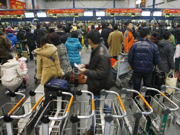 China to ensure smooth Spring Festival travel rush