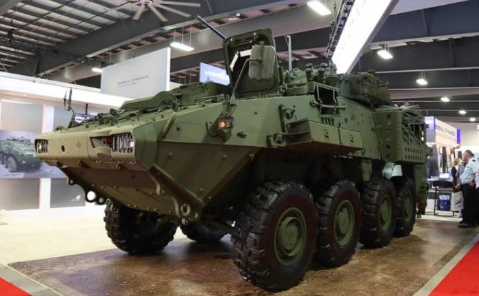 Lebanon receives military aid from Canada