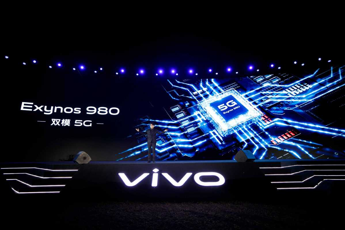 Vivo targets shutterbugs with new 5G handsets