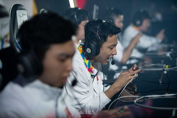 China's gaming industry sees rapid growth in 2019