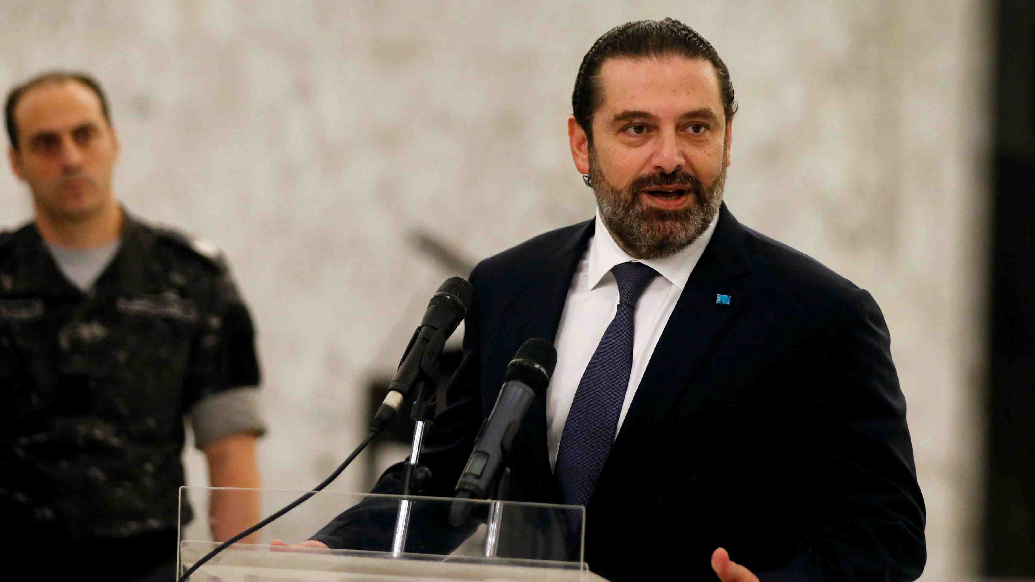 Lebanon's Hariri says he will not be PM again