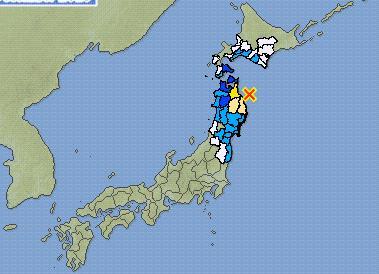 5.5-magnitude quake strikes off Japan's northern prefecture, no tsunami warning issued