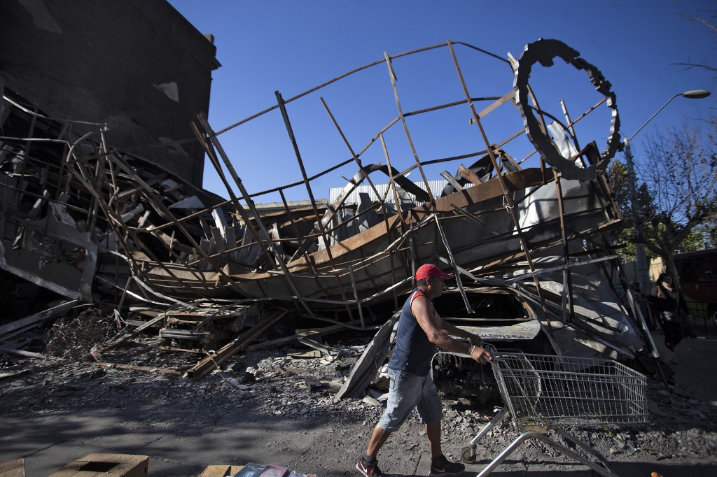 Social unrest in Chile dents economic outlook
