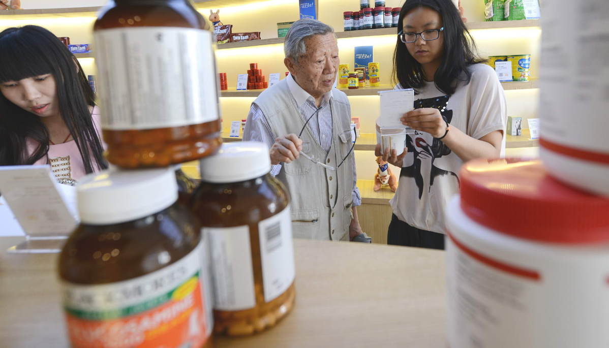 Healthcare companies see growing appetite among Chinese consumers