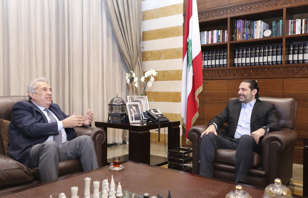 Lebanese mob attacks cleric's office