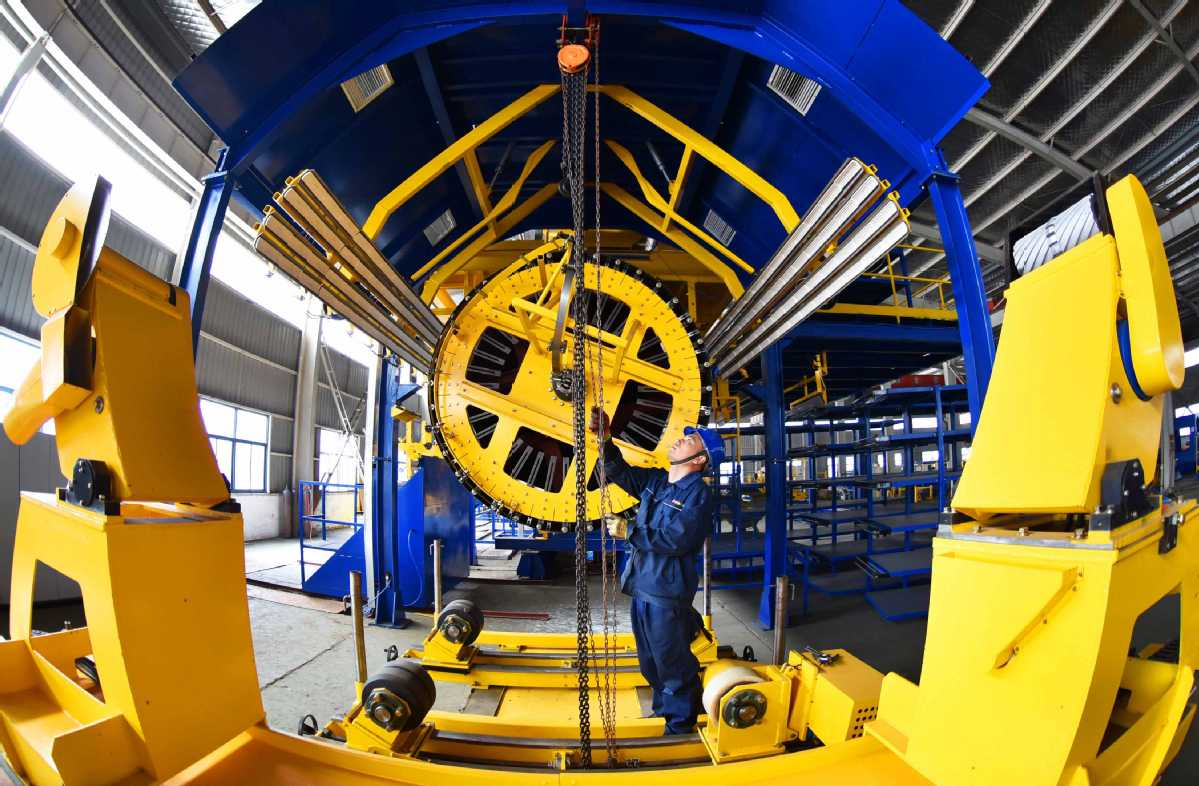 Manufacturing devotes more energy to innovation, quality