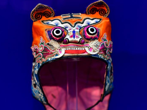 Exhibition about Jin embroidery held at Taiyuan Art Museum