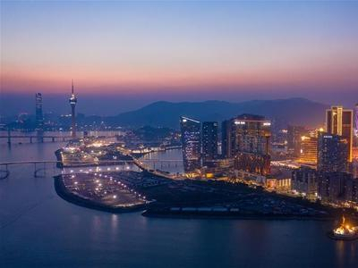 Macao strives to build itself into a city of happiness
