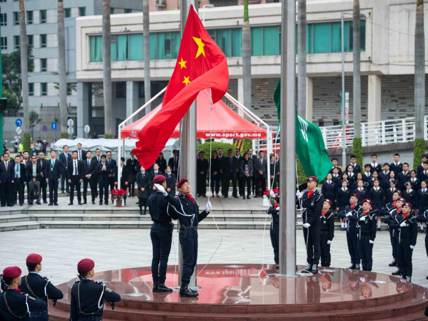 President Xi commends Macao's historic achievements since return to motherland