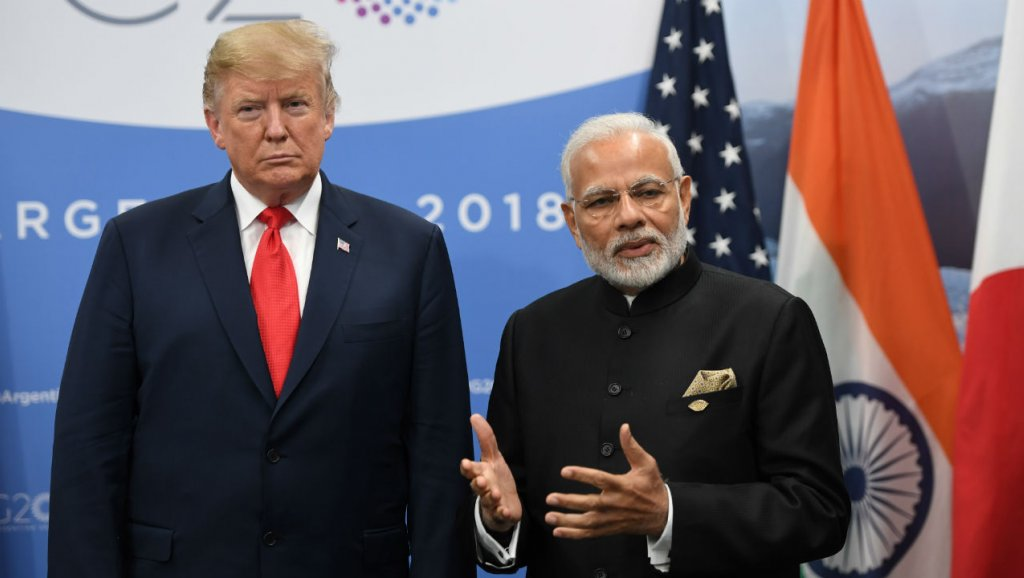 US, India sign defense cooperation agreements