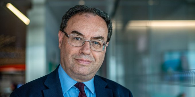 Andrew Bailey named as Bank of England governor