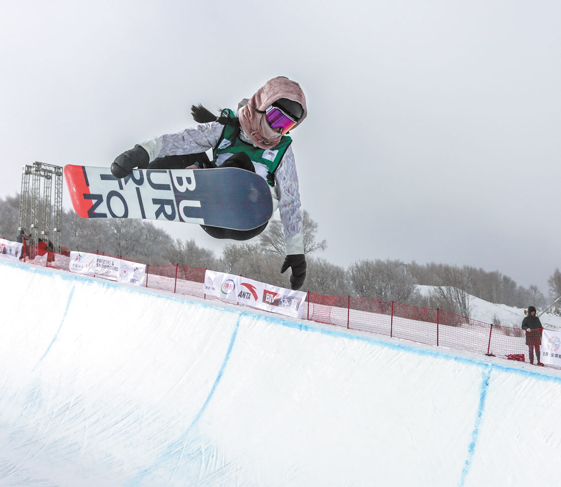 Halfpipe heroes primed for World Cup test