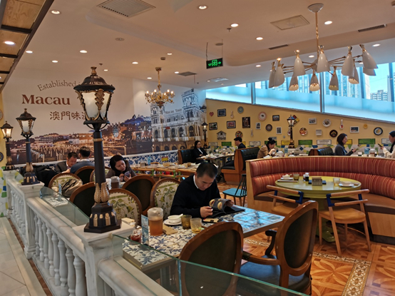 Macao cuisine has wide following on Chinese mainland