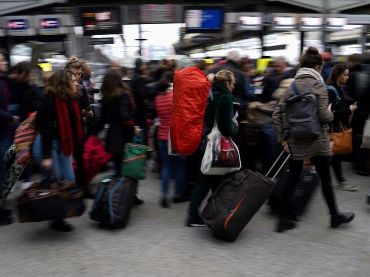 France braces for holiday travel chaos amid pensions strike