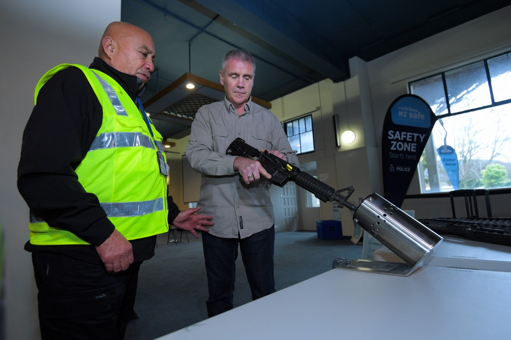 New Zealand buyback, amnesty for firearms ends on Dec. 20: minister