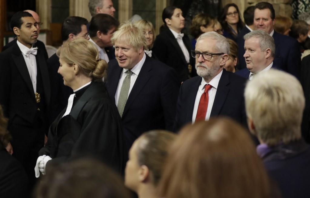 Britain's new parliament votes on Johnson's Brexit deal
