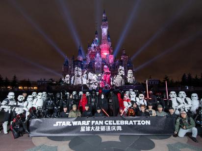 China's mixed goodbye to the Star Wars saga