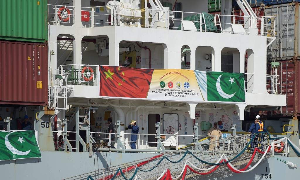 CPEC enables Pakistan to tap potential of strategic location: official