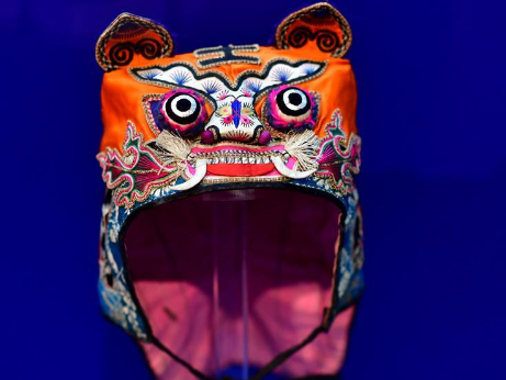 Exhibition about Jin embroidery held in Taiyuan