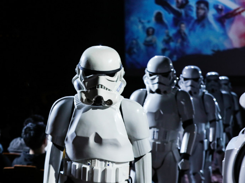 'Star Wars: The Rise of Skywalker' screened in Chinese mainland