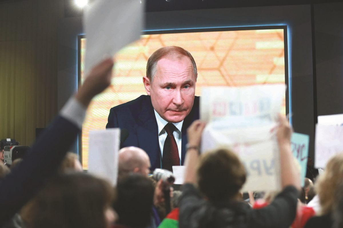 Putin envisions stronger ties with China, criticizes WADA's decision