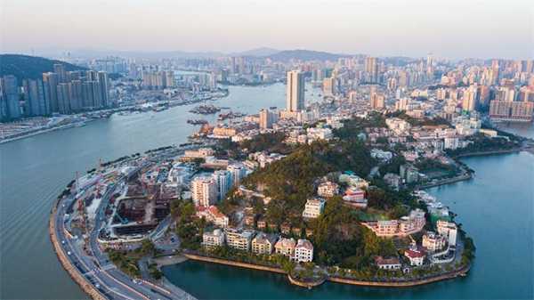 Online payment service launched between mainland and Macao