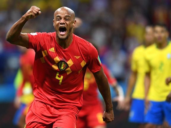 Belgium crowned FIFA Team of Year 2019