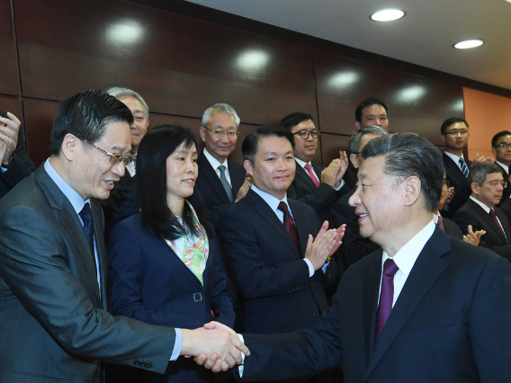 New Macao govt has 'full support'