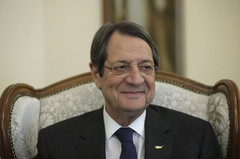 Report clears Cypriot president of involvement in money laundering
