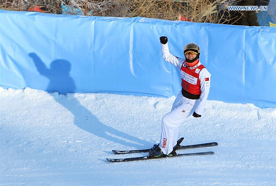 China claims title of Women's and Men's Aerials at FIS Freestyle Ski Aerial World Cup