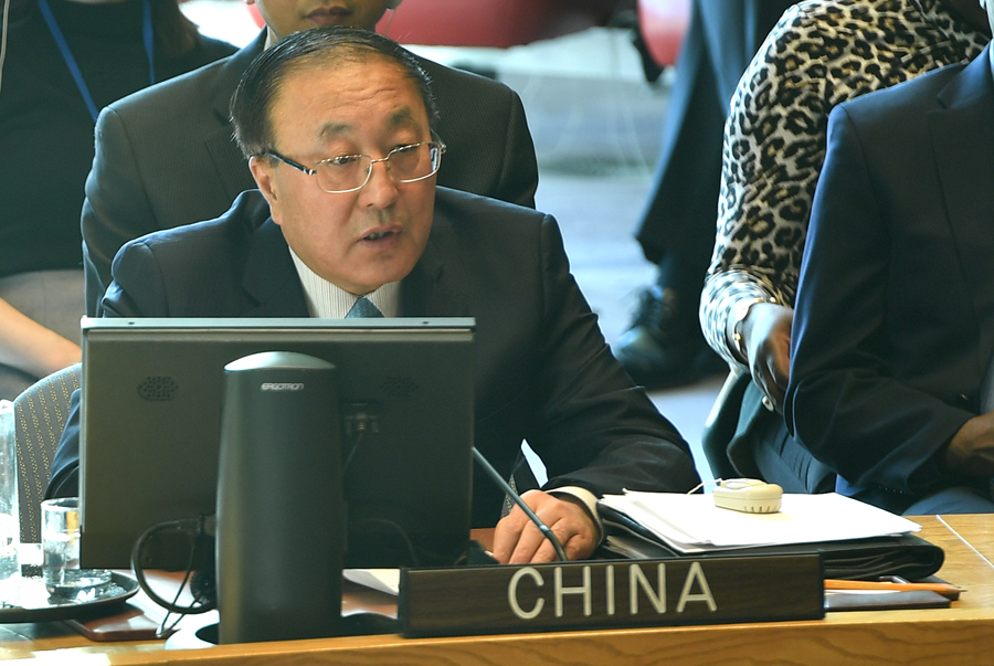 Cross-border humanitarian relief in Syria should be evaluated in a timely manner: Chinese ambassador