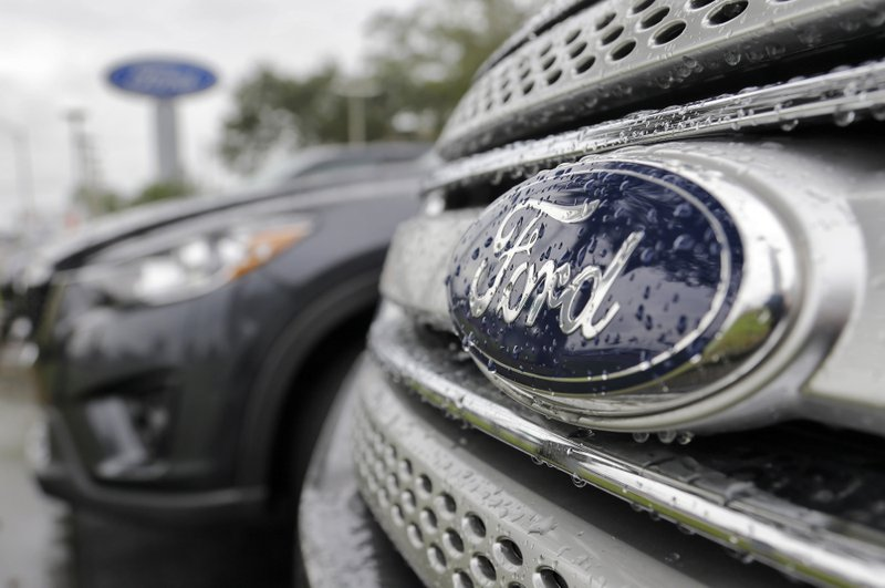 Ford recalls over 600,000 old cars for brake issue