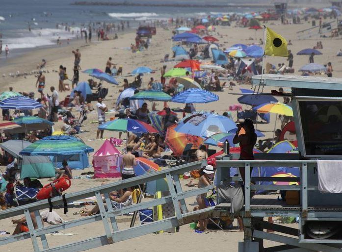 California population stalls at 39 million
