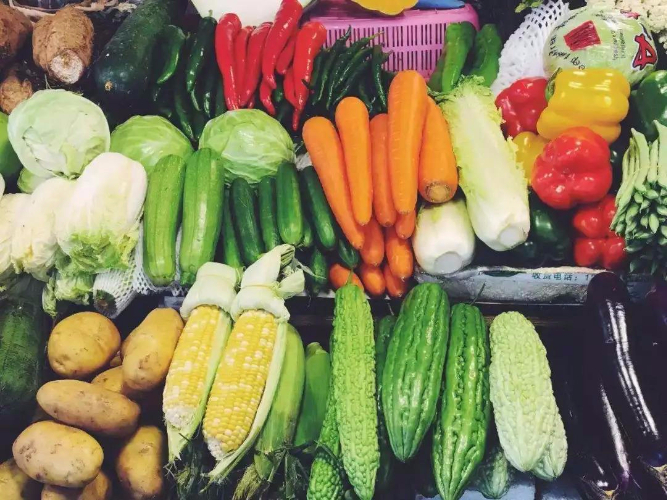 China Shouguang vegetable price index down 0.07 pct