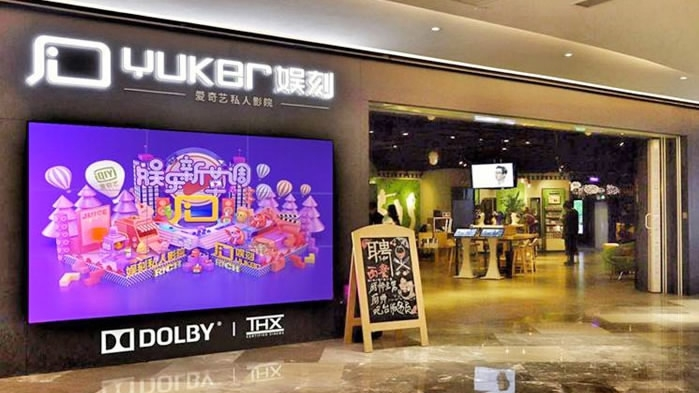 Dolby expects further growth in China during holiday season