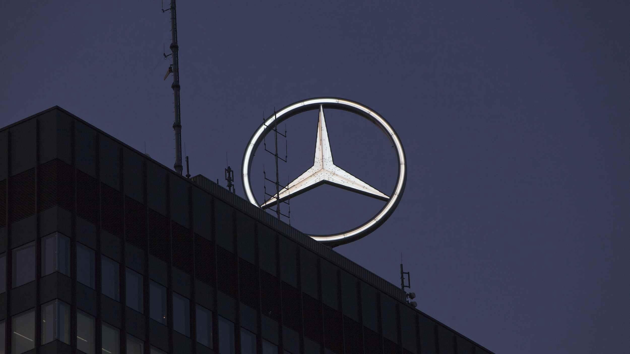 Mercedes-Benz recalls over 39,000 vehicles in China