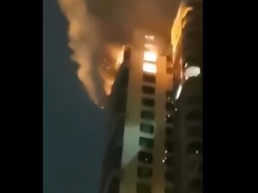 At least 6 killed in S. China fire